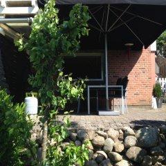 Отель Guesthouse Trabjerg 3* Стандартный номер с разными типами кроватей фото 13