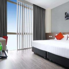 Отель D Varee Xpress Makkasan 3* Стандартный номер фото 21