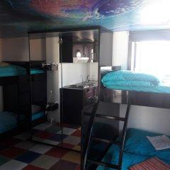 Отель Captain's Log House комната для гостей