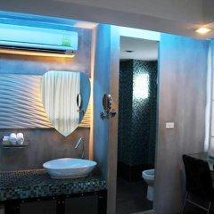 Отель BLUTIQUE Бангкок ванная фото 2