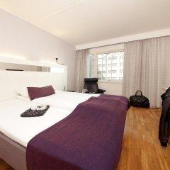 Отель Scandic Sjølyst 3* Стандартный номер с различными типами кроватей фото 6