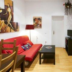 Отель Felipe VI Испания, Мадрид - отзывы, цены и фото номеров - забронировать отель Felipe VI онлайн комната для гостей фото 2
