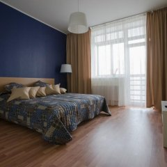 Апартаменты Максим Апартаменты с различными типами кроватей фото 29