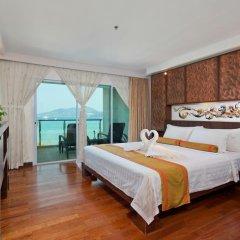 Отель The Bliss South Beach Patong 3* Улучшенный номер двуспальная кровать фото 6