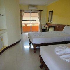 Tharapark View Hotel 2* Стандартный номер с 2 отдельными кроватями фото 4