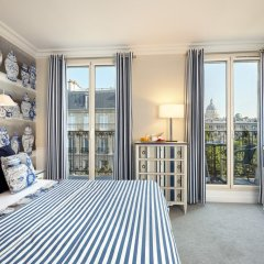 Hotel Relais Saint Jacques 4* Стандартный номер с различными типами кроватей фото 3