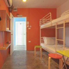 Отель Smile Buri House 3* Кровать в общем номере фото 9