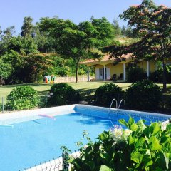 Отель Quinta do Pinheiral бассейн фото 2