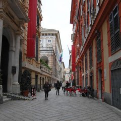 Отель Le Fontane Marose Генуя фото 7