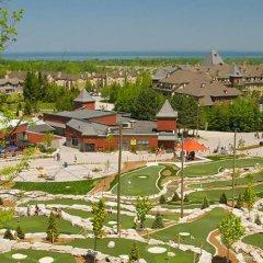 Отель Blue Mountain Resort детские мероприятия фото 2