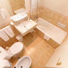 Hotel Baia De Monte Gordo 3* Стандартный номер с различными типами кроватей фото 3