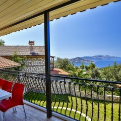 Отель Villa Mina балкон