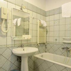 Tirreno Hotel 3* Стандартный номер с двуспальной кроватью фото 15