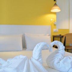 Апартаменты Hillside Studios & Apartments Улучшенный номер с различными типами кроватей