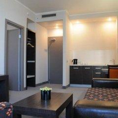 Гостиница Золотой Затон 4* Апартаменты с различными типами кроватей фото 18