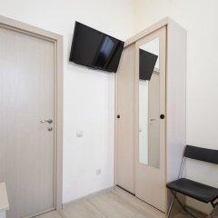Гостиница SuperHostel на Пушкинской 14 Номер с общей ванной комнатой с различными типами кроватей (общая ванная комната)