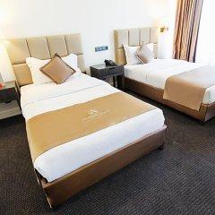 Отель Амбассадор 4* Стандартный номер с двуспальной кроватью фото 5