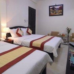 Canary Hotel 2* Стандартный семейный номер с двуспальной кроватью фото 5