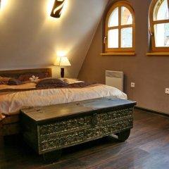 Отель Apartamenty Widokowy Tatry Zakopane Косцелиско комната для гостей фото 3