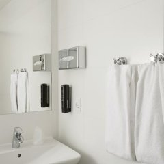 Hotel Østerport 3* Стандартный номер с двуспальной кроватью фото 2