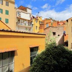 Отель Monti Halldis Apartments Италия, Рим - отзывы, цены и фото номеров - забронировать отель Monti Halldis Apartments онлайн балкон
