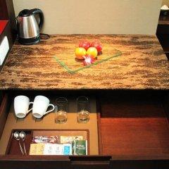 Отель Grandis Hotels and Resorts 4* Улучшенный номер с различными типами кроватей фото 5