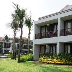 Отель Vinh Hung Emerald Resort Номер Делюкс фото 7