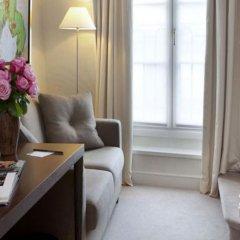 Отель Hôtel Le Sénat 4* Люкс с различными типами кроватей фото 5
