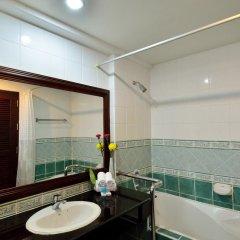 Samui First House Hotel 3* Стандартный семейный номер с различными типами кроватей фото 6