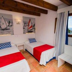 Отель Hostal Cala Ratjada комната для гостей фото 3