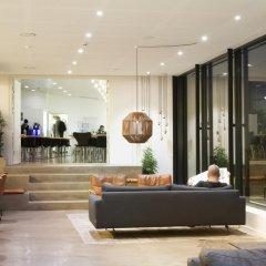 Отель City Hotel Oasia Дания, Орхус - отзывы, цены и фото номеров - забронировать отель City Hotel Oasia онлайн интерьер отеля фото 3