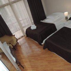 Отель VIP Victoria 3* Стандартный семейный номер разные типы кроватей фото 5