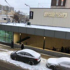 Гостиница Hostels Paveletskaya парковка