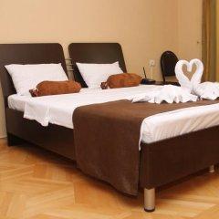 Отель Nitsa Стандартный номер с двуспальной кроватью фото 9