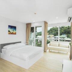 Отель Condo in Kata in Ozone A708 комната для гостей фото 2