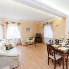Отель Apartamenti Alto & Co Апартаменты с различными типами кроватей