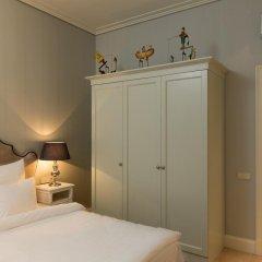 Отель Aparthotel Wooden Villa 5* Апартаменты с различными типами кроватей фото 6