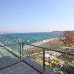 Отель Aparthotel Belvedere балкон
