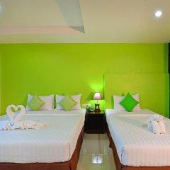 Отель Lada Krabi Residence 2* Номер категории Эконом с различными типами кроватей фото 11