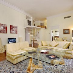 Апартаменты Parioli apartments-Villa Borghese area 3* Апартаменты разные типы кроватей фото 8