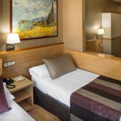 Отель Catalonia Park Güell 3* Стандартный номер с различными типами кроватей фото 3