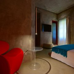 Palazzo Segreti Hotel 4* Улучшенный номер с различными типами кроватей фото 14
