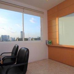 Апартаменты Montara Executive Serviced Apartment фитнесс-зал