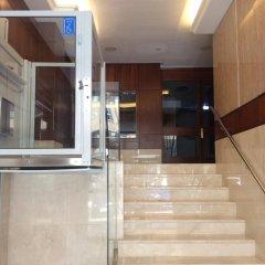 Отель Hostal Liebana Испания, Сантандер - отзывы, цены и фото номеров - забронировать отель Hostal Liebana онлайн интерьер отеля фото 2