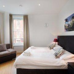 Апартаменты My Apartments Piccadilly Circus комната для гостей