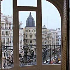 Отель Hostal Luis XV Стандартный номер с двуспальной кроватью фото 4