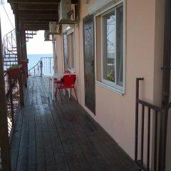 Гостиница Slavyansky Guest House балкон