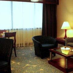 Отель Radisson Blu Resort, Sharjah 5* Полулюкс с различными типами кроватей фото 4