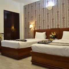 Отель COMMON INN Ben Thanh 2* Улучшенный номер с 2 отдельными кроватями фото 3