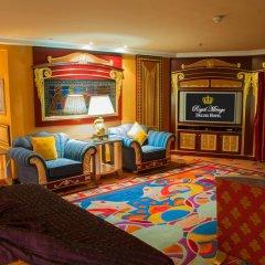 Отель Royal Mirage Deluxe детские мероприятия